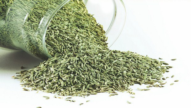 home remedies for bloated stomach-fennel seeds