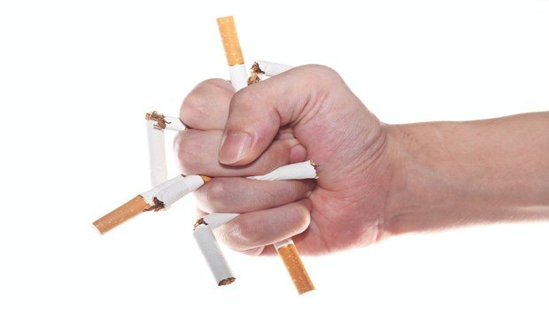home remedies for copd-give up smoking