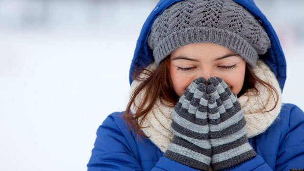 home remedies for frostbite-keep the body warm