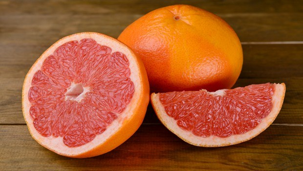 home remedies for malaria-grapefruit
