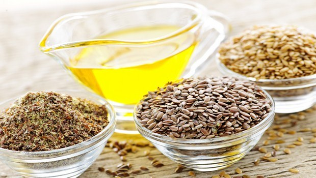 home remedies for moles-flaxseed oil