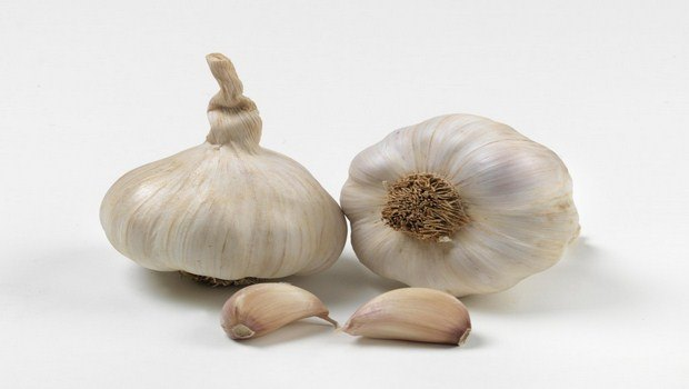 home remedies for moles-garlic