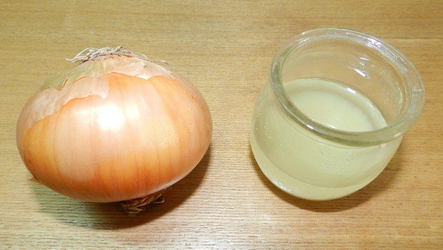 home remedies for moles-onion juice