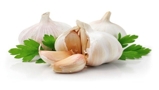 home remedies for swollen glands-garlic