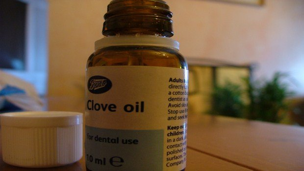 home remedies for tmj-clove oil