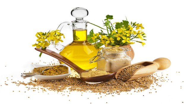 home remedies for tmj-mustard oil