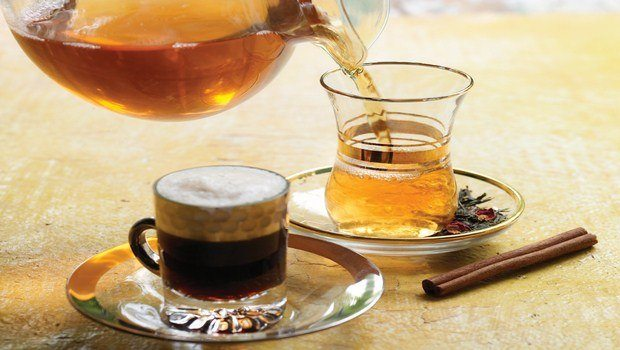 home remedies for ulcerative colitis-coffee and tea