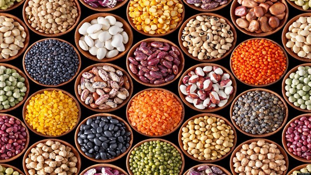 home remedies for ulcerative colitis-legumes and beans