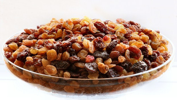 how to cure a fever-raisins