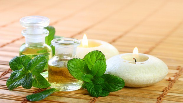 how to detox your lungs-use peppermint