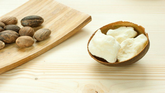 how to get rid of cradle cap-shea butter