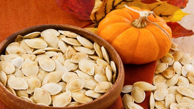how to treat parasites-pumpkin seeds