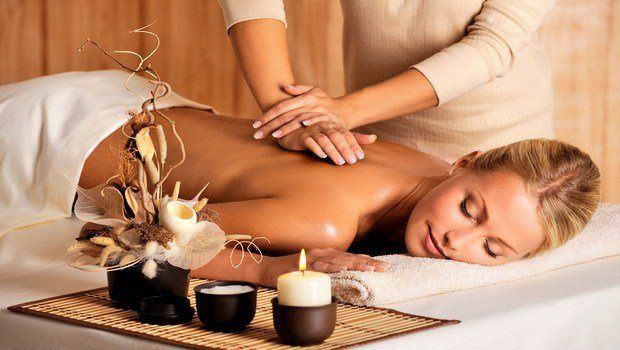 how to treat psoriasis-massage