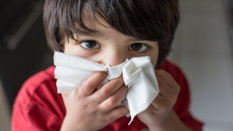 how to treat stuffy nose