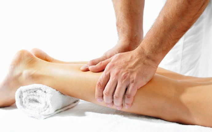 home remedies for tendonitis - massage