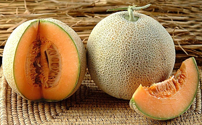 home remedies to reduce body heat - muskmelon