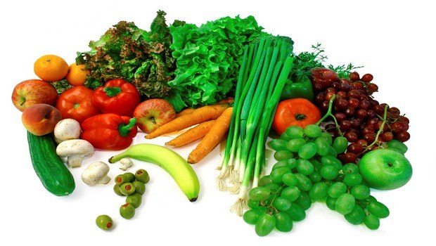 natural remedies for macular degeneration-veggies and fruits
