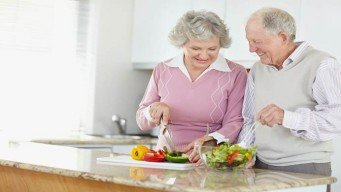 nutritional needs for elderly