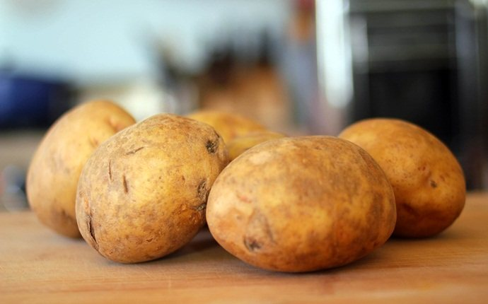 home remedies for tendonitis - potato