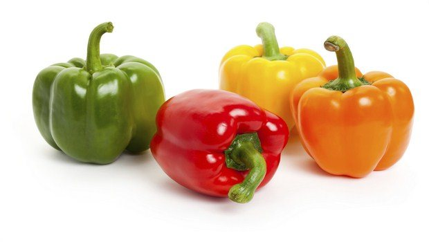 vitamin c rich foods-bell peppers