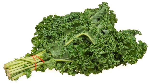 vitamin c rich foods-kale