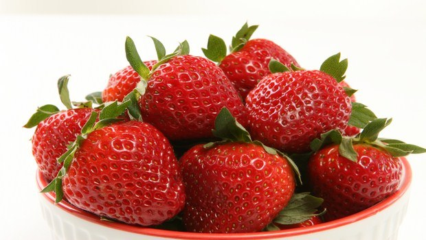 vitamin c rich foods-strawberries