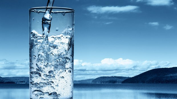 body cleanse diet-drink plenty of water