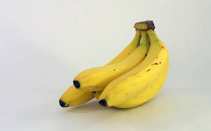 home remedies to increase breast size - consume much more bananas
