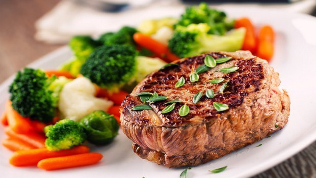 foods that cause diarrhea-red meat