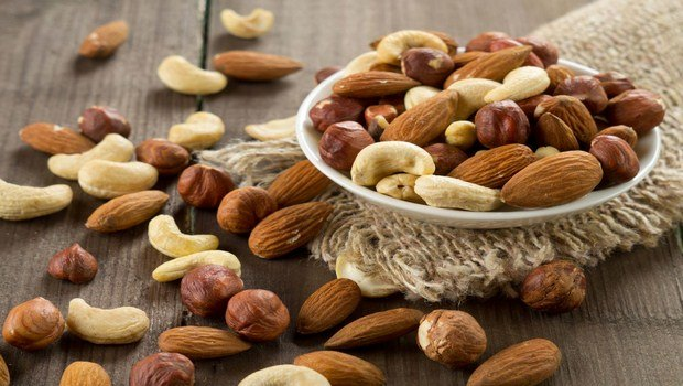foods that fight inflammation-nuts