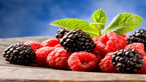 foods to prevent cancer-berries