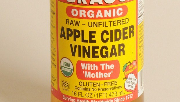 home remedies for cervical spondylosis-apple cider vinegar