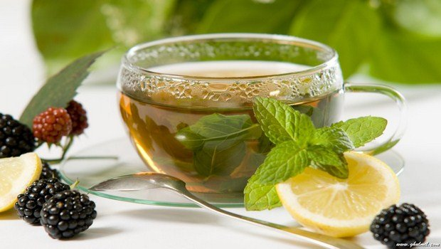 home remedies for crohn's disease-green tea