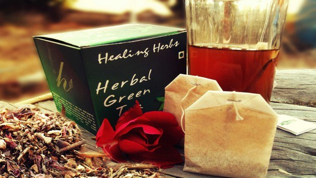 how to get rid of phlegm in throat-herbal tea