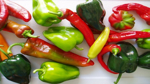 how to get rid of phlegm in throat-pepper