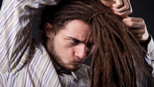 how to maintain dreadlocks-simple tricks for loose hairs