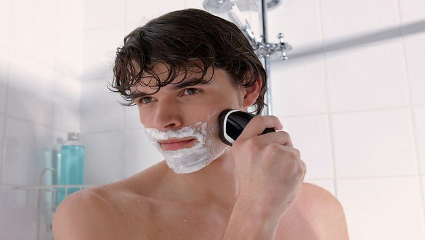 how to prevent razor burn-use short, light strokes