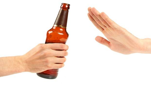 how to stop hand tremors-avoid alcohol