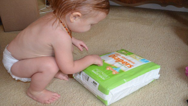 how to treat diaper rash-stay away from commercial diaper brands