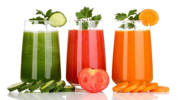 how to treat gangrene-drink vegetable juices