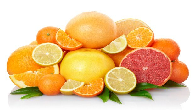 how to treat nasal polyps-vitamin c and citrus fruits