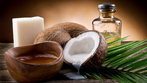 how to treat scarlet fever-coconut oil