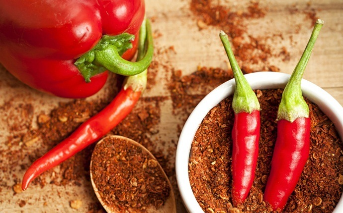 home remedies for bone spurs - cayenne pepper