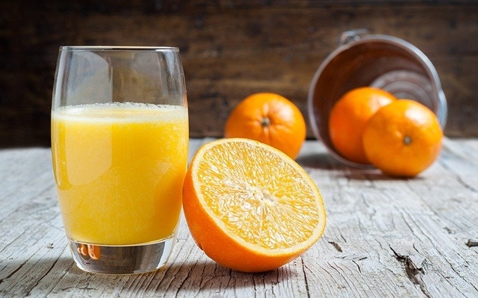 how to lower alt levels - consume citrus juices high in vitamin c