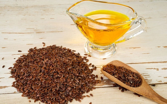 home remedies for bone spurs - flaxseed oil