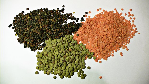 foods for vegetarian-lentils