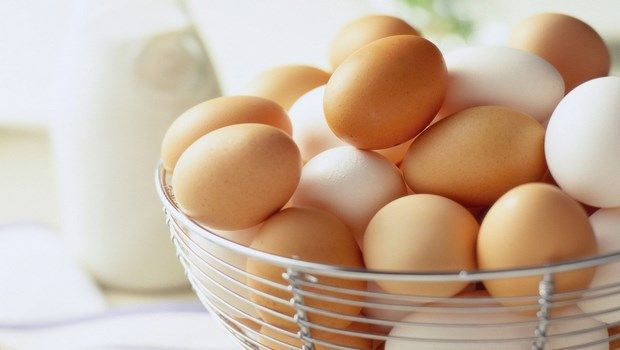 foods to improve memory-eggs