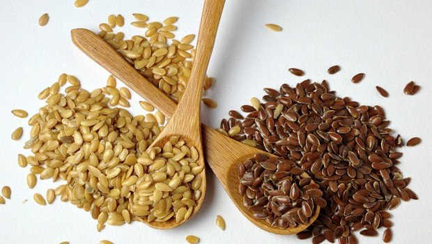 home remedies for bone spurs-flaxseed