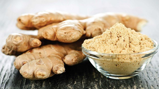 home remedies for wheezing-ginger