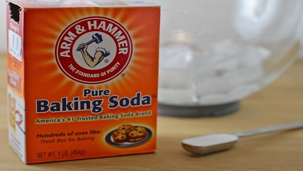how to cure ingrown hair-baking soda